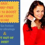 Easy Ways to Boost Credit Score title image