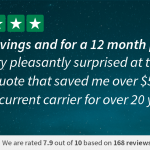 Trustpilot Review by James in daily review 1-29-18