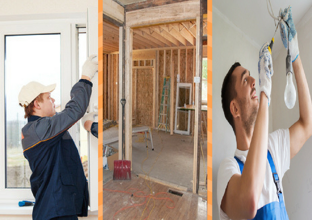 How to choose the right home improvement contractor for How to choose a building contractor